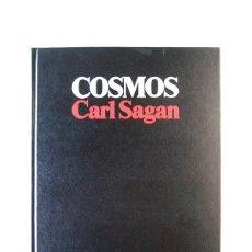 Libros de segunda mano: COSMOS - CARL SAGAN - RBA EDITORES - 1992. Lote 125642587