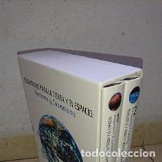 Libros de segunda mano: ESTRATEGIA PARA LA TIERRA Y EL ESPACIO GEOÍSMO Y COSMOÍSMO - ANTONIO LAMELA 2 TOMOS AÑO 2007 FN85. Lote 126947947
