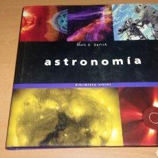 Libros de segunda mano: ASTRONOMIA BIBLIOTECA VISUAL. MARK A. GARLICK. Lote 129216348