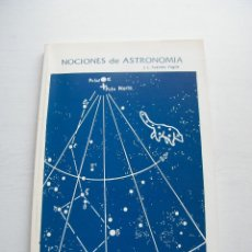 Libros de segunda mano: NOCIONES DE ASTRONOMÍA - J. L. YAGÜE - MINISTERIO DE AGRICULTURA, PESCA Y ALIMENTACIÓN (1987). Lote 129624127