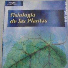 Libros de segunda mano: FISIOLOGIA DE LAS PLANTAS,SALISBURY Y ROSS. PARANINFO. 2000 985PP. Lote 132297078
