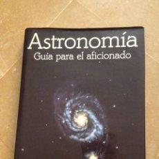 Libri di seconda mano: ASTRONOMÍA. GUÍA PARA EL AFICIONADO (ANTONÍN RÜKL) SUSAETA. Lote 132899801