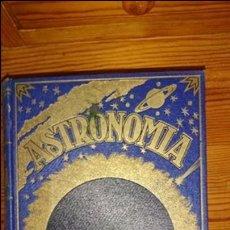 Libros de segunda mano: ASTRONOMÍA. Lote 132994493