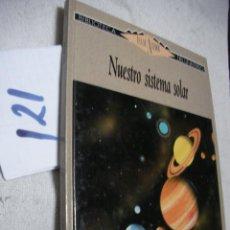 Libros de segunda mano - NUESTRO SISTEMA SOLAR - 133325658