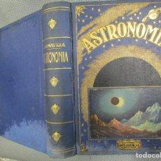 Libros de segunda mano: ASTRONOMIA - JOSE COMAS SOLA - EDI SOPENA 1939 + INFO Y FOTOS.. Lote 133810294