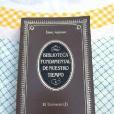 Libros de segunda mano: EL UNIVERSO. ISAAC ASIMOV.. Lote 134023959
