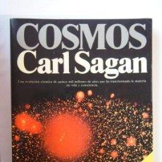 Libros de segunda mano: COSMOS. CARL SAGAN.. Lote 135437974
