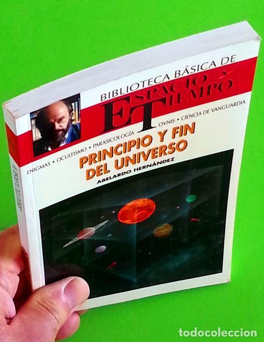 Libros de segunda mano: Principio y fin del universo - Abelardo Hernández - Foto 4 - 138595766