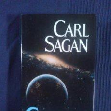 Libros de segunda mano: CARL SAGAN.CONTACT.. Lote 139109374