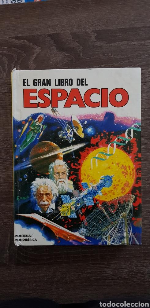 EL GRAN LIBRO DEL ESPACIO AÑOS 80'S (Libros de Segunda Mano - Ciencias, Manuales y Oficios - Astronomía)