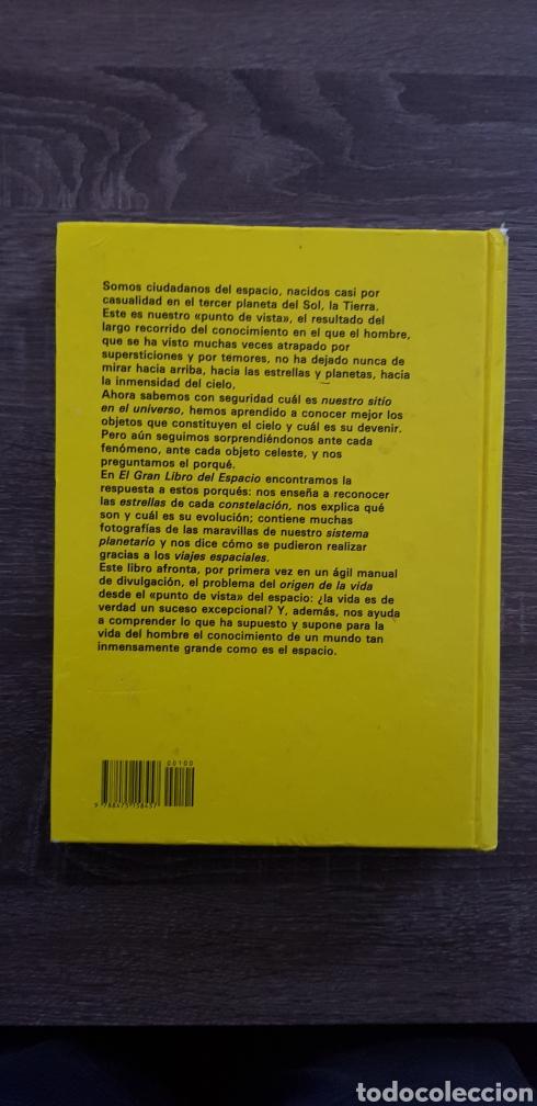 Libros de segunda mano: El Gran libro del Espacio años 80s - Foto 2 - 139761656