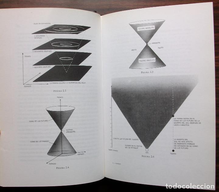Libros de segunda mano: HISTORIA DEL TIEMPO. DEL BIG BANG A LOS AGUJEROS NEGROS. W. HAWKING - Foto 2 - 140289154