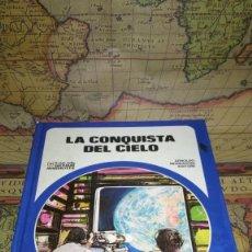 Libros de segunda mano: LA CONQUISTA DEL CIELO. ARNOLDO MONDADORI EDITORE 1976. EN ITALIANO.. Lote 140483246
