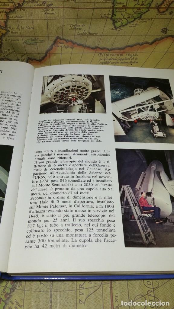 Libros de segunda mano: LA CONQUISTA DEL CIELO. ARNOLDO MONDADORI EDITORE 1976. EN ITALIANO. - Foto 4 - 140483246