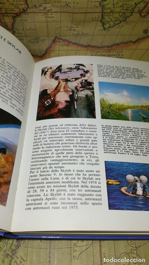 Libros de segunda mano: LA CONQUISTA DEL CIELO. ARNOLDO MONDADORI EDITORE 1976. EN ITALIANO. - Foto 5 - 140483246