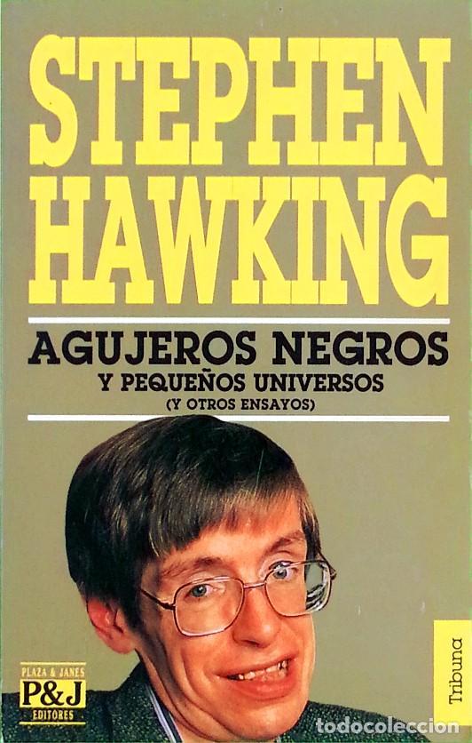 AGUJEROS NEGROS Y PEQUEÑOS UNIVERSOS - STEPHEN HAWKING (Libros de Segunda Mano - Ciencias, Manuales y Oficios - Astronomía)