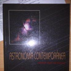 Libros de segunda mano: ASTRONOMÍA CONTEMPORÁNEA. JORGE RUIZ MORALES. SIRIUS. ISBN 9788486639891. Lote 141731176