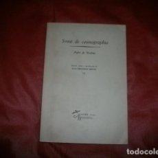 Livros em segunda mão: SUMA DE COSMOGRAPHÍA – PEDRO DE MEDINA – ED. JUAN HERNÁNDEZ JIMENEZ. Lote 144649642