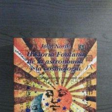 Libros de segunda mano: HISTORIA FONTANA DE LA ASTRONOMIA Y LA COSMOLOGIA. Lote 145445142
