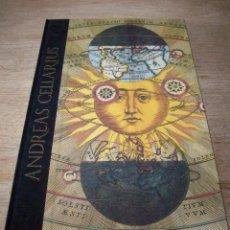 Libros de segunda mano: ANDREAS CELLARIUS . HARMONIA MACROCOSMICA . ROBERT H. VAN GENT. TASCHEN 2006 .. Lote 146548734