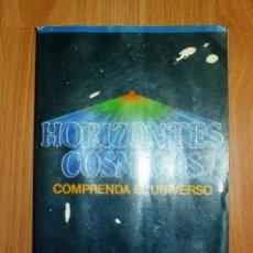 Libros de segunda mano: HORIZONTES CÓSMICOS : COMPRENDA EL UNIVERSO / ROBERT W. WAGONER, DONALD W. GOLDSMITH . Lote 146991806