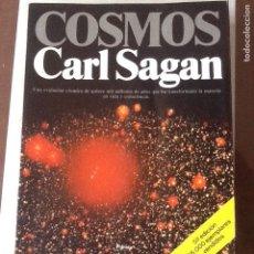 Libros de segunda mano: COSMOS, CARL SAGAN.. Lote 147055392