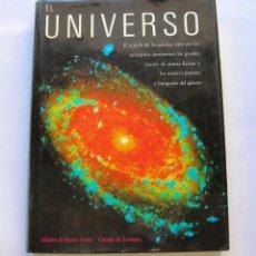 Libros de segunda mano: EL UNIVERSO. BYRON PREISS. Lote 147132522