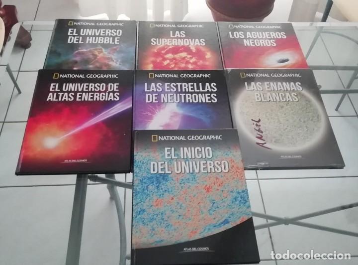 ATLAS DEL COSMOS - NATIONAL GEOGRAPHIC - 13 T. (Libros de Segunda Mano - Ciencias, Manuales y Oficios - Astronomía)
