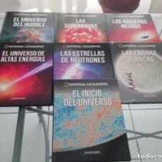 Libros de segunda mano: ATLAS DEL COSMOS - NATIONAL GEOGRAPHIC - 13 T.. Lote 147469702