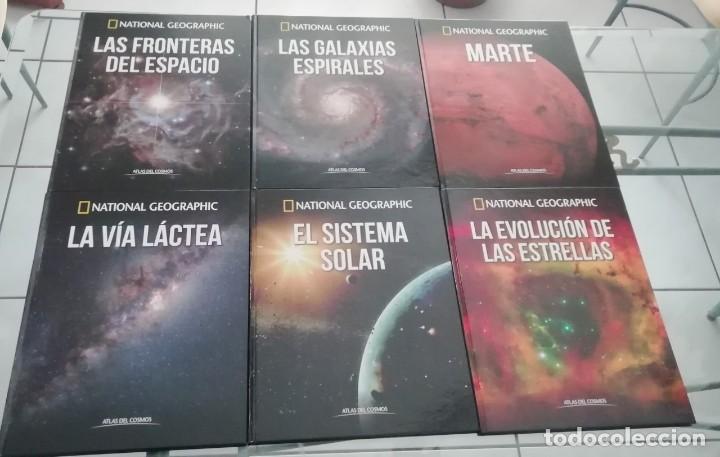 Libros de segunda mano: ATLAS DEL COSMOS - NATIONAL GEOGRAPHIC - 13 T. - Foto 2 - 147469702