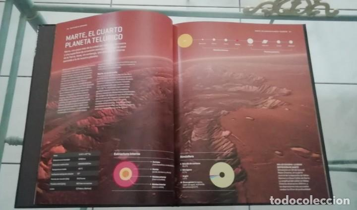 Libros de segunda mano: ATLAS DEL COSMOS - NATIONAL GEOGRAPHIC - 13 T. - Foto 7 - 147469702
