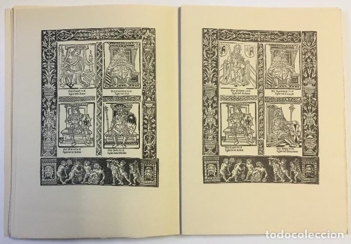 Libros de segunda mano: LIBRO DEL JUEGO DE LAS SUERTES (VALENCIA, 1515). - [Facsímil.] - Foto 4 - 123265666