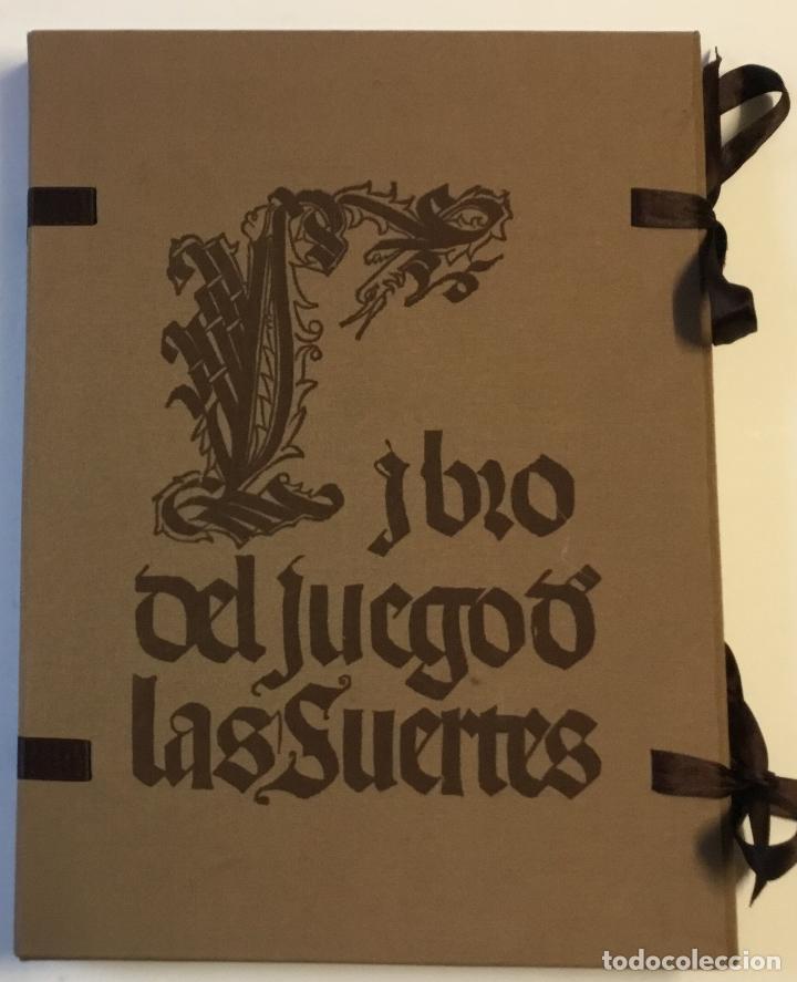 LIBRO DEL JUEGO DE LAS SUERTES (VALENCIA, 1515). - [FACSÍMIL.] (Libros de Segunda Mano - Ciencias, Manuales y Oficios - Astronomía)