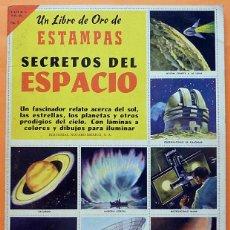 Libros de segunda mano: SECRETOS DEL ESPACIO - HUBERT J. BERNHARD - EDITORIAL NOVARO / MEXICO - 1957 - VER ÍNDICE. Lote 150312194