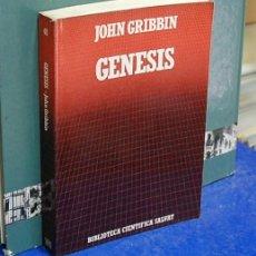 Libros de segunda mano: LMV - GENESIS. JOHN GRIBBIN. Lote 150745318