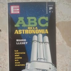 Gebrauchte Bücher - ABC DE LA ASTRONOMÍA - MARIO LLEGET - ENCICLOPEDIA POPULAR ILUSTRADA - SERIE P, Nº 2 - 1962 - 152872134