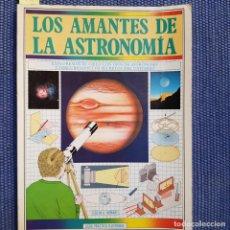 Libros de segunda mano: RONAN, COLIN: LOS AMANTES DE LA ASTRONOMÍA. Lote 153556578