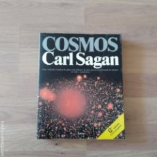 Libros de segunda mano: COSMOS. CARL SAGAN.. Lote 155346521