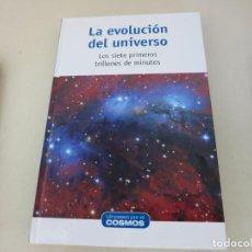 Libros de segunda mano: ASTRONOMIA UN PASEO POR EL COSMOS LA EVOLUCION DEL UNIVERSO. Lote 155446142
