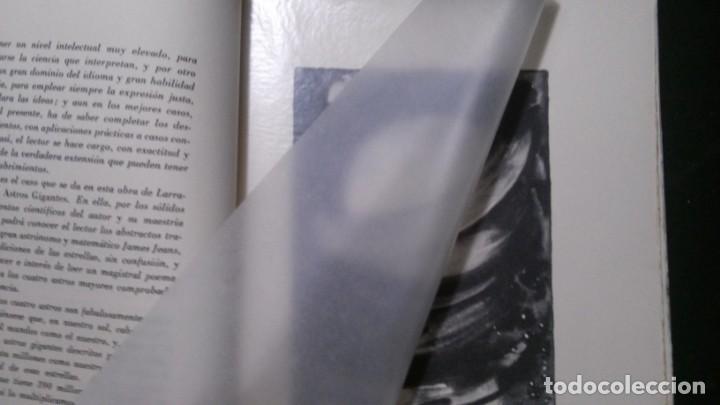 Libros de segunda mano: ASTROS GIGANTES-A.. S. DE LARRAGOITI-PREFACIO DE CARLOS BARADAT-ILUSTRACIONES :TEODORO DELGADO-1961 - Foto 7 - 155515746