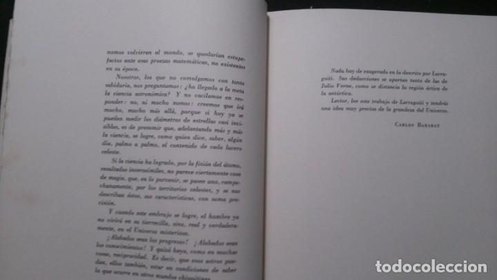 Libros de segunda mano: ASTROS GIGANTES-A.. S. DE LARRAGOITI-PREFACIO DE CARLOS BARADAT-ILUSTRACIONES :TEODORO DELGADO-1961 - Foto 9 - 155515746