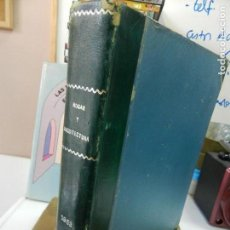 Libros de segunda mano: HOGAR Y ARQUITECTURA AÑO 1963,COMPLETO NÚMEROS 44 45 46 47 48 49 REVISTA ARQUITECTURA. Lote 156485842