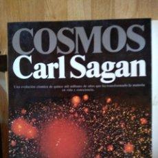 Libros de segunda mano: CARL SAGAN - COSMOS. Lote 156704826