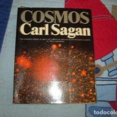 Libros de segunda mano: COSMOS , CARL SAGAN . Lote 156728038
