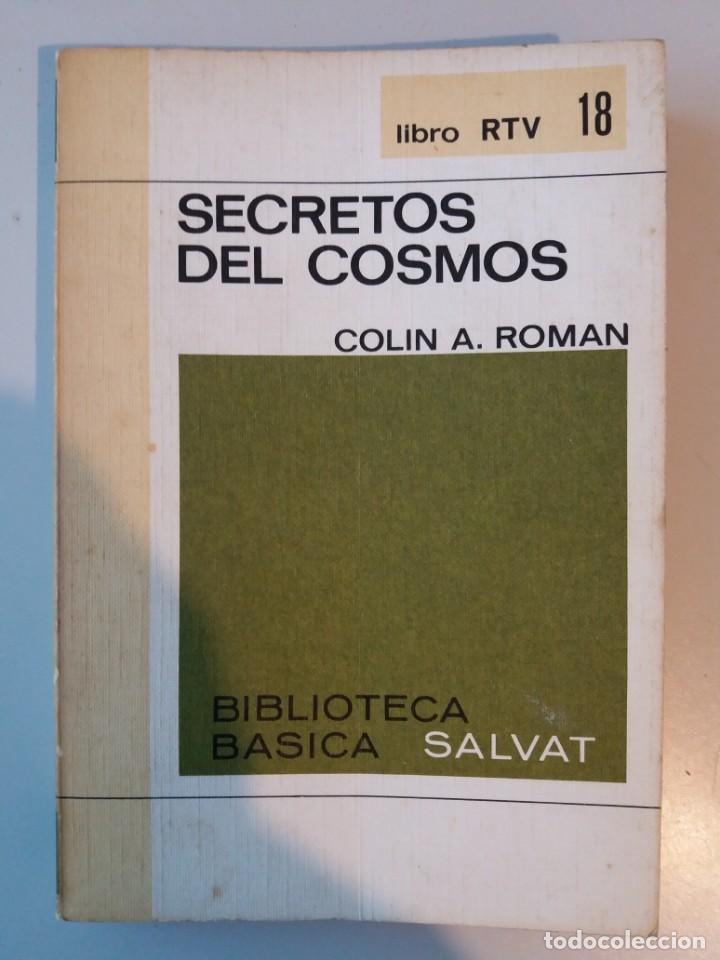 SECRETOS DEL COSMOS / LIBRO RTV 18 BIBLIOTECA BASICA SALVAT (Libros de Segunda Mano - Ciencias, Manuales y Oficios - Astronomía)