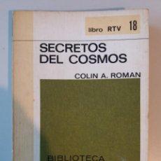 Libros de segunda mano: SECRETOS DEL COSMOS / LIBRO RTV 18 BIBLIOTECA BASICA SALVAT. Lote 156797914