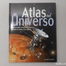 Libros de segunda mano: ATLAS DEL UNIVERSO (SPANISH EDITION) POR MARK GARLICK (2009) - GARLICK, MARK. Lote 157267230