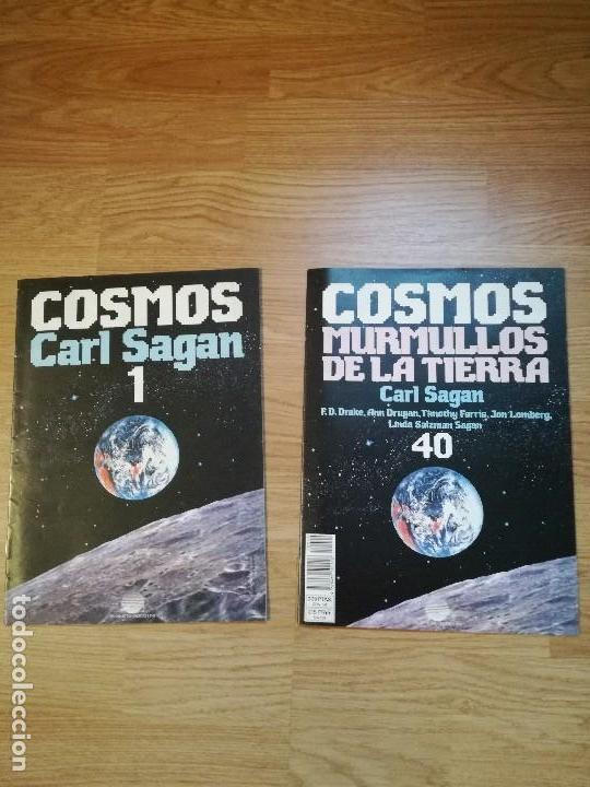 .COSMOS CARL SAGAN (Libros de Segunda Mano - Ciencias, Manuales y Oficios - Astronomía)