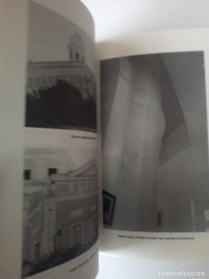 Libros de segunda mano: -EL REAL OBSERVATORIO ASTRONIMICO DE SAN FERNANDO (1769-1869) -200 PAG-1989- - Foto 2 - 160125842