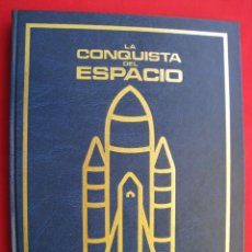 Libros de segunda mano: LA CONQUISTA DEL ESPACIO - TOMO Nº 1 - EDICIONES NUEVA LENTE 1984.. Lote 160742250